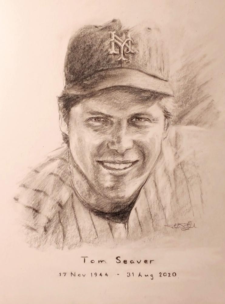 Tom Seaver par Righterrj